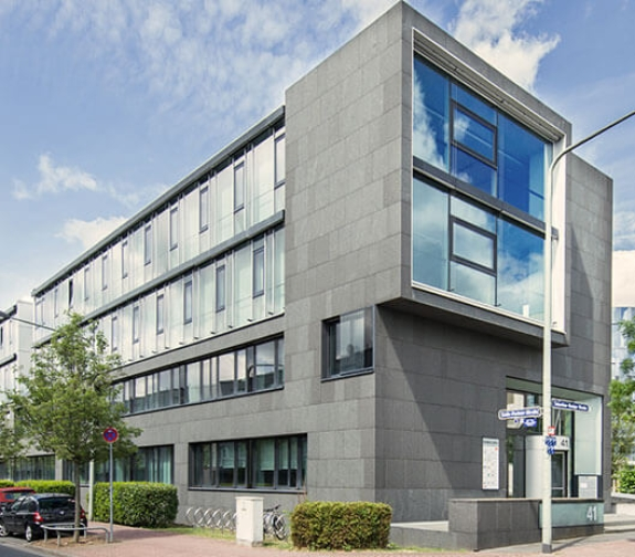Agendis Business Center, Frankfurt Nord, Mertonviertel